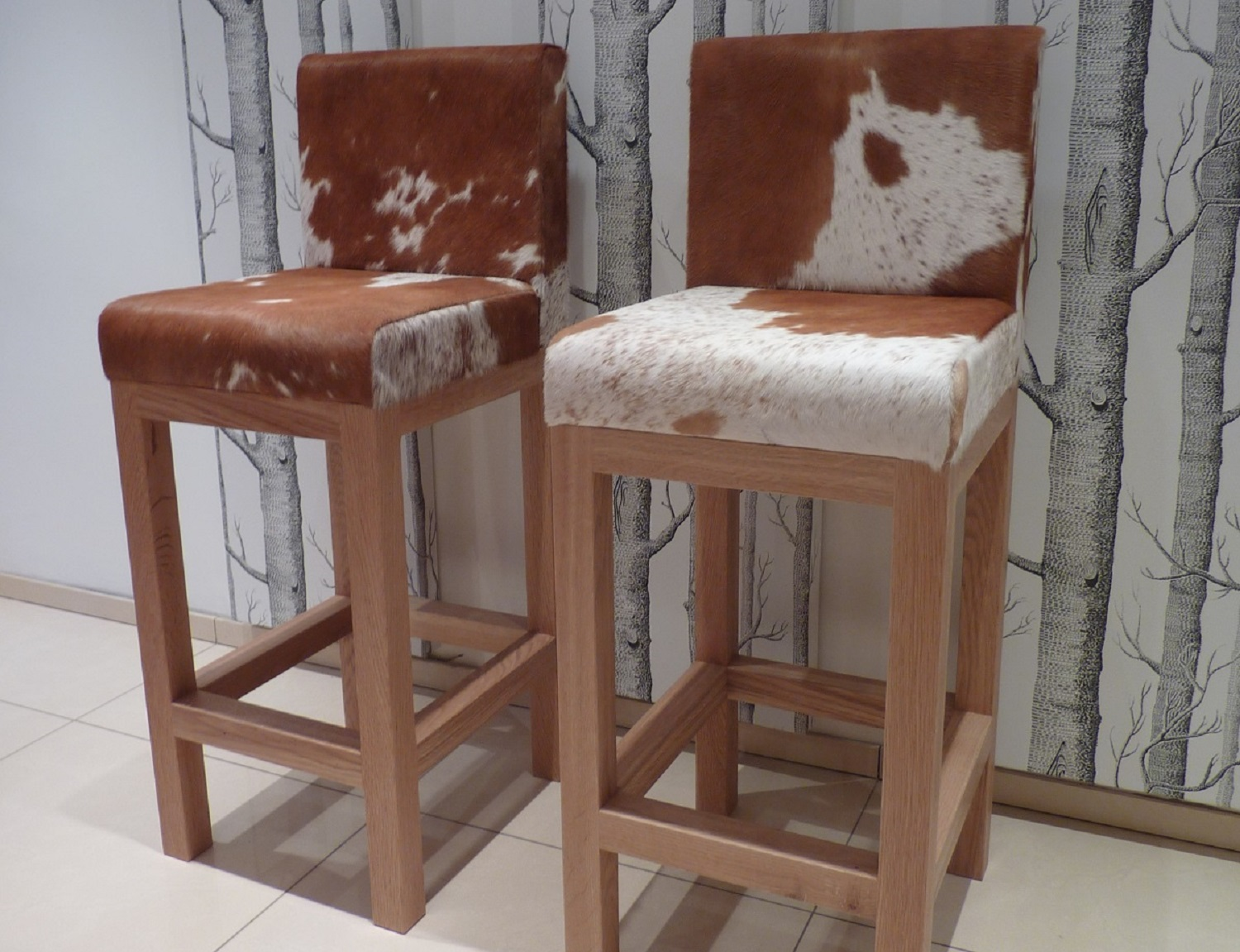 Cowhide Furniture Made To Order By Hide Amp Stitch Uk Based
