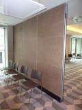 sliding leather wall panels