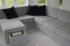 bespoke corner sofa
