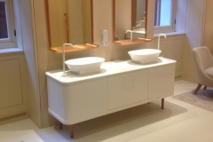 bespoke vanity/sink unit