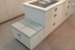 dressing table seating