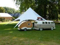 Campervan in Frane