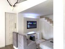 Games Room TV Wall