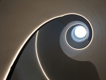 flat-spiral-leather-handrail