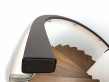 rectangular-leather-handrail