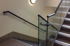 Primrose Hill Leather Handrail