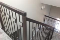 Leather Handrail - London