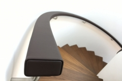 rectangular-leather-handrail