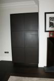 leather door panels