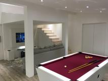 games room conversion