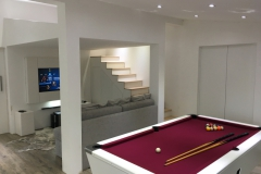 games room conversion