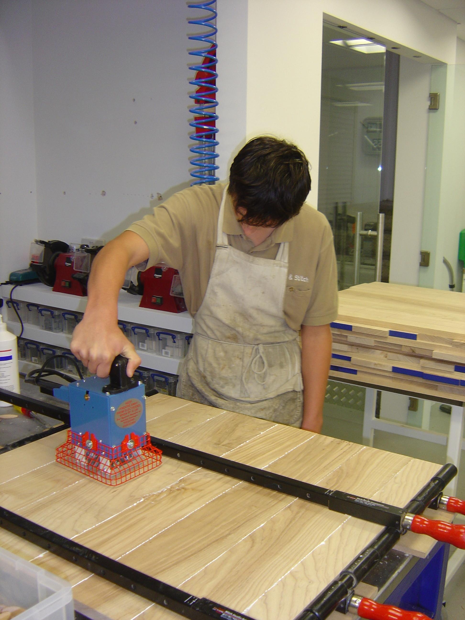 woodwelding