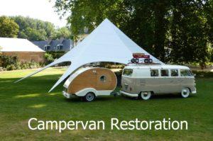 campervan in france