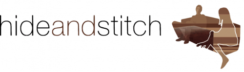 Hide and Stitch Logo