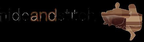 Hide and Stitch Logo